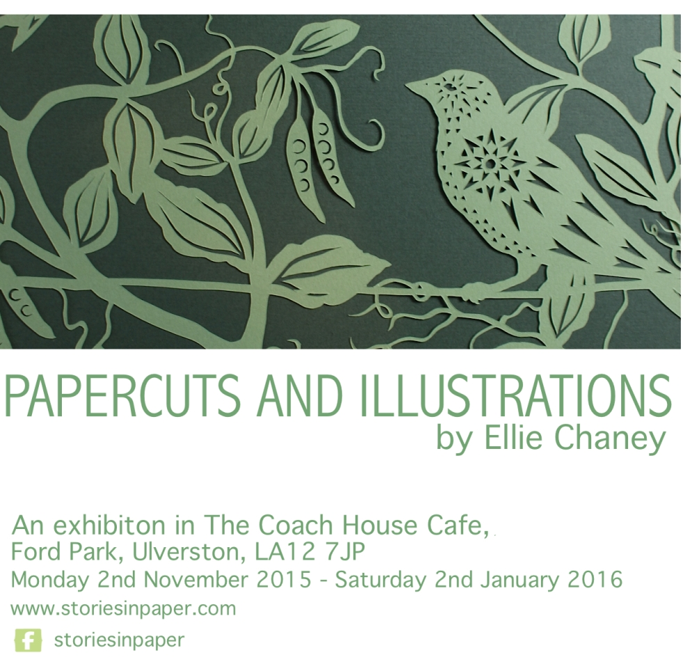 Exhibition poster Coach House